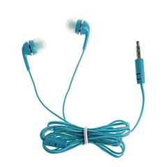 3,5 mm in-ear kuuloke iPhone / iPod / HTC / samsung (110cm)