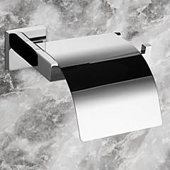 "PHASAT®,WC-Rollenhalter Edelstahl Wandmontage 160 x 145 x 65 mm (6.3 x 5.7 x 2.6"") Edelstahl Modern"