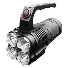 4 cree xml l2 u2 conduit 4800 lumens lampe de poche rechargeable portable 4xl2 4 lampe au xénon projecteur