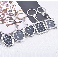 GX-042 Photo Frame Keychain(Photos Can Be Put on)