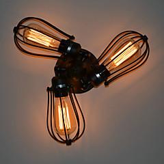 American évjáratot fala Lamp