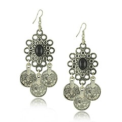Floral design Boho Gypsy Beachy Ethnic Tribal Festival Jewelry Turkish Bohemian Earringsa