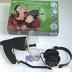 8x 21 mm Monocular BAK4 Impermeável / Spotting Scope / Visão Nocturna Observação de Pássaros Binóculos com Zoom / Prova de Água Preto