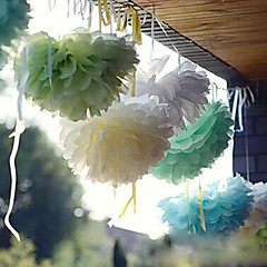 Parelpapier Wedding Decorations-10piece / Set Lente Zomer Herfst Winter Niet-gepersonaliseerd