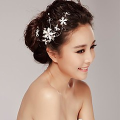Women's Rhinestone / Alloy Headpiece-Wedding / Casual Barrette