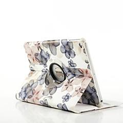 Alma iPad Air - Különleges design - 360⁰ esetek/Origami esetek (PU Bőr , Piros/Fekete/Sárga/Szürke)