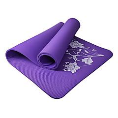 Yoga Mats ( Blåt , pvc ) - 10