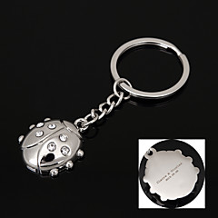 Personalized Wedding Gift Insect Shape Keychain