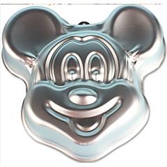 mode taartvorm mickey mouse partij metalen cakevorm decoreren aluminiumlegering bakken cake bakvormen keuken koken gereedschap