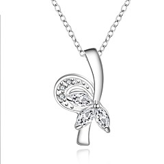 Cremation Jewelry 925 sterling silver Creative Flower with Zircon Pendant Necklace for Women