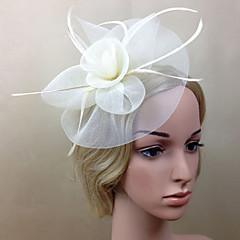 Damen Netz Kopfschmuck-Hochzeit / Besondere Anlässe Kopfschmuck / Blumen 1 Stück