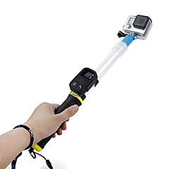 Acessórios para GoPro,Monopé Parafuso Capinha de Controle Remoto Bastão de Mão Controles SmartPara-Câmara de Acção,Gopro Hero1 Gopro Hero