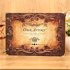 10 Inch Our Story DIY Album (Style Random)