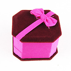 6*5*4CM Ring Jewelry Boxes