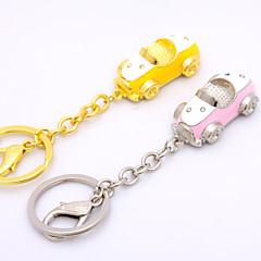 Ej personlig - Nyckelband ( Rosa/Guld