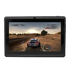 7 אינץ' Android 4.4 Quad Core 512MB RAM 8GB ROM 2.4GHz Tablet Android