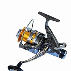 גלילי דיג סלילי טווייה 5.2:1 10 מיסבים כדוריים ניתן להחלפה דיג בים / Spinning / דייג במים מתוקים / דיג קרפיון / דיג כללי / חכות וסירת דיג
