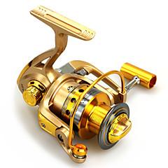 Spinne-hjul 5.5:1 10 Kuglelejer ombyttelig Spinning-HF1000/HF2000/HF3000/HF4000