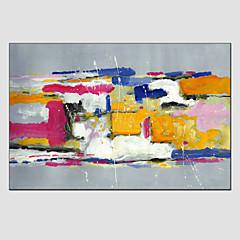 Ölgemälde abstrakten Art, Canvas-Material mit gestreckten Rahmen bereit, hängen Größe: 60 * 90cm.
