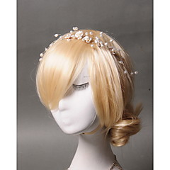 Ženy Imitace perly Akryl Přílba-Svatba Zvláštní příležitost Neformální Čelenky Jeden díl