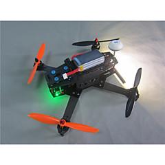 Drone Sextante L250-1 6 Canais 3 Eixos 2.4G Com Câmera HD de 720P Quadcóptero RC FPV / Com Câmera Preto