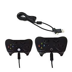 Lisätarvikesarjat - # - Xbox one - USB - Ladattava - Xbox One - Xbox One - Muovi / Alumiini