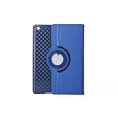 360 סיבוב TPU עור במקרה להעיף במקרים חכם כיסוי ipad mini3 עם פונקצית עמדה עבור אפל iPad 4/3/2