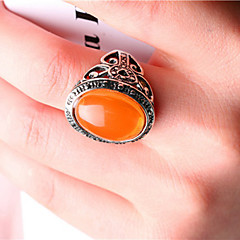 Women's Statement Rings Fashion Costume Jewelry Silver Plated Jewelry For Party