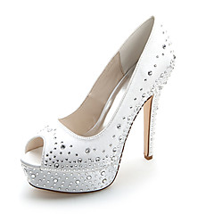 Women's Wedding Shoes Peep Toe Sandals Wedding / Party & Evening Wedding Shoes More Colors available
