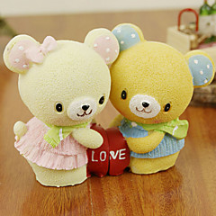 The Cute Bear Lover Decoration