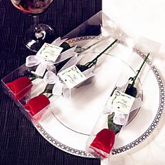 Kerzen ( Rot , Harz ) - Asiatisches  Thema / Schmetterling Thema / Klassisches Thema / Babyparty