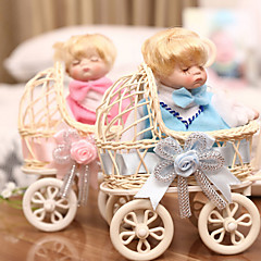 Creative Sleeping Baby Cradle Baby Stroller Home Decoration