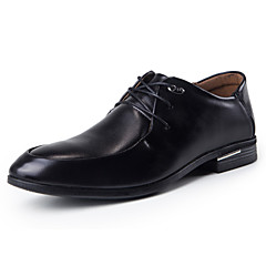 Men's Shoes Wedding / Office & Career / Party & Evening Oxfords Black / Brown