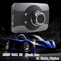 mini black box 3.0'tft FullHD 1080p Auto DVR videokamera s IR noční vidění 170 studia g-senzoru Novatek čipu