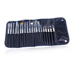 1pcs nail art borstel set verf pen punt boor pen afgedekt 20 keer trekken besteden doorbrengen boor pen zak