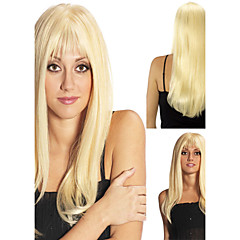 moda cabelo peruca longa peruca scorpio das mulheres com estrondo completa