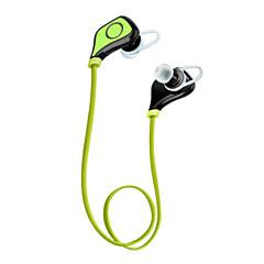 IPX4 vandtæt sport bluetooth Hovedtelefoner Øretelefoner 10 timer trådløse sport headset med mikrofon til iPhone 6s samsung S6