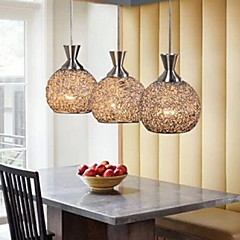 3W Zeitgenössisch LED Gebürstet Metall Unterputz Schlafzimmer / Esszimmer / Küche