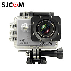 SJCAM SJ5000 Plus Sports Action Camera 16MP 4000 x 3000 Waterproof 60fps / 30fps 4x ±2EV 1.5 CMOS 32 GB H.264Single Shot / Time-lapse /