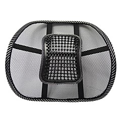 ziqiao työtuoli turvaistuimen kansi sohva viileä hieronta tyyny ristiselän ahdin tyyny ristiselän tyyny