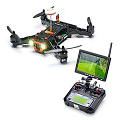 Eachine New desigh new adjustment Eachine Racer 250 FPV Drone w/ Eachine I6 2.4G 6CH Transmitter 7 Inch 32CH Monitor HD Camera RTF Dron2