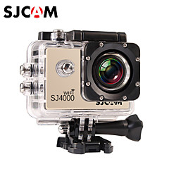 SJCAM SJ4000 WIFI Sports Action Camera 2MP / 3MP / 5MP / 12MP / 8MP 1920 x 1080 WiFi / Waterproof 4x ±2EV 1.5 CMOS 32 GB H.264Hungarian /