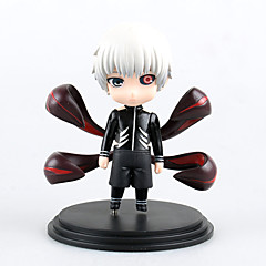 Tokyo Ghoul Ken Kaneki PVC 11CM Anime Action-Figuren Modell Spielzeug Puppe Spielzeug
