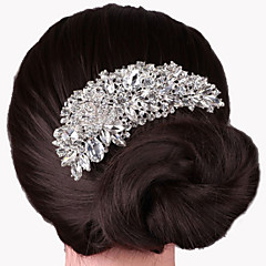 Γυναικείο Κράμα Headpiece-Γάμος Ειδική Περίσταση Χτενιές Μαλλιών 1 Τεμάχιο