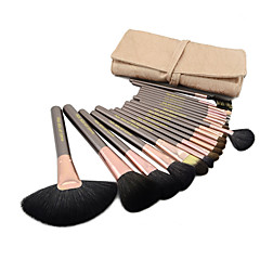 Make-up For You® 20pcs Makeup Brushes set Bristle/Squirrel/Goat/Mink/Pony/Horse Hair Professional Powder/Foundation/Blush/Shadow/Lip Brush