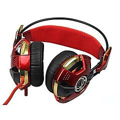 E-3lue Iron Man 3 Gaming Headset Marvel PC Headphones