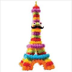 Neuheiten - Spielsachen Für Geschenk Bausteine Plastik Über 3 Rot / Gelb / Lila Spielzeuge