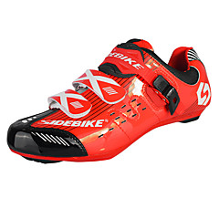 נעלי ספורט נעליים לאופני כביש נעלים לרכיבת אופניים לגברים נגד החלקה אוורור נושם ניתן ללבישה טבע רכיבה על אופניים