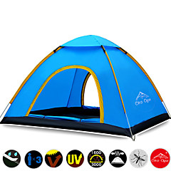 3-4 People Automatic Tent Quick-opening Waterproof Camping Tents Rainproof Ourdoor Hiking Fishing Hunting Picnic Party