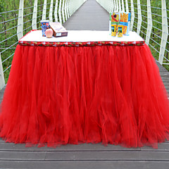 Polyester Table Center Pieces-Non-personalized Table Runners 1 Piece/Set